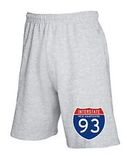 Pantalone Tuta Corto TSTEM0044 interstate 93 nh