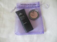 Lot maquillage bio Avril : 1 fond de teint + 1 blush rose nacré