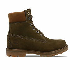Timberland AF 6 Inch Premium Boots Schuhe Damen Leder Stiefel classic outdoor
