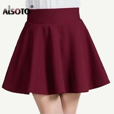 New 2016 Summer style sexy Skirt for Girl lady Korean Short Skater Fashion femal