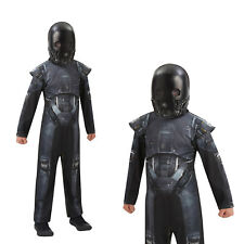 Rubies Disney Star Wars Rogue One Childs K-2S0 Droid Fancy Dress Costume Outfit