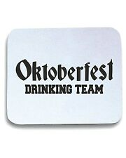 Tappetino Mouse Pad BEER0132 Oktoberfest Drinking Team