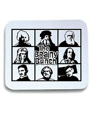 Tappetino Mouse Pad FUN0098 04 27 2013 Brainy Bunch Flashback T SHIRT det