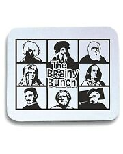 Tappetino Mouse Pad FUN0159 06 22 2013 Brainy Bunch Flashback T SHIRT det