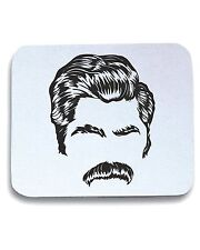 Tappetino Mouse Pad FUN0250 10 19 2013 Director Parks Bacon T SHIRT det