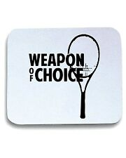 Tappetino Mouse Pad OLDENG00266 tennis weapon