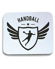 Tappetino Mouse Pad SP0076 Handball Winged Maglietta