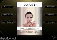 QORENY Blackhead face mask Acne Blackhead Remover Peel Off Mask - 10 ml per pack