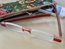 the new twisties folding reading glasses by m h from the