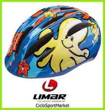 "Casco Limar Ciclismo Ideale Per Bambina 242 Superlight ""Wave"" Taglia M"