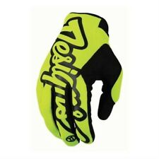 Troy Lee Designs 2016 PRO MOTOCROSS / VTT Gants - Jaune Fluo