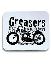 Tappetino Mouse Pad WC0381 Greasers Live Life