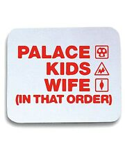 Tappetino Mouse Pad WC1058 palace-kids-wife-order-tshirt design