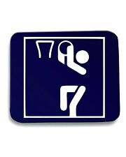 Tappetino Mouse Pad OLDENG00307 basketball sports pictogram