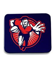 Tappetino Mouse Pad TRUG0086 rugby tshirt2 logo
