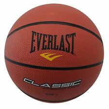 Everlast Classic Basketball Tan NBA Hoops Ball