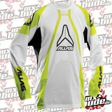 Alias Jersey A1 Cartuja amarillo Motocross Enduro Cross MTB Quad MX FMX DH FR