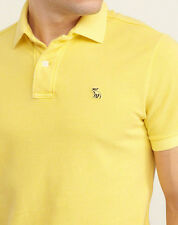 Abercrombiee & Fitch Polo Tshirts - Imported - Yellow