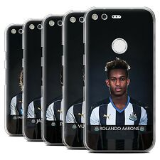 """Newcastle United FC Case for Google Pixel (5.0"""") /NUFC Football Player 15/16"""