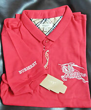 Branded Polo Tshirts - Red - Imported