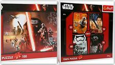 Star Wars puzzle, 100 pieces Jigsaw puzzle 4 in 1, 35/48/54/70 pieces NEW