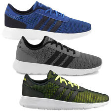 adidas Lite Racer M Men's Sneakers Shoes Sneakers Blue Grey Yellow Running shoes