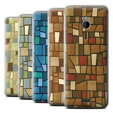 STUFF4 Phone Case/Back Cover for Nokia 230 /Mosaic Tiles