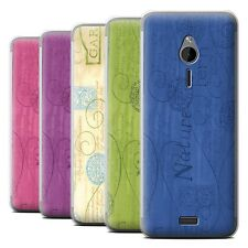 STUFF4 Phone Case/Back Cover for Nokia 230 /Nature Pattern