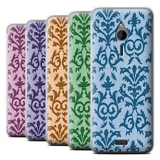 STUFF4 Phone Case/Back Cover for Nokia 230 /Scroll Pattern