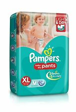 Pampers Baby Diaper Pants Small | Medium | Large | Ex Large Size Diaper Pants