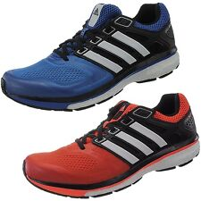 Adidas breeze 101 2 XJ junior Orange AZUL 2014 Youth Kids jogging