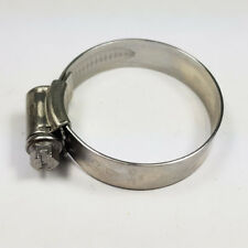 Stainless Steel Hose Clips Jubilee Clip 35mm-45mm JCS Hi-Grip Tubing Crimp Worm