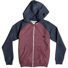 Quiksilver Kinder Hoodie Everydayzipyout - Navy Blazer Heather