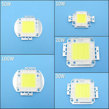 HIGH POWER 10W-100W COB SMD LED Chip Fluter Flutlicht Lampe Leuchte Birne DIY
