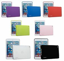 JUPPA® SLIM FIT RUBBER TPU GEL CASE COVER FOR APPLE IPAD MINI 4 2015 TABLET