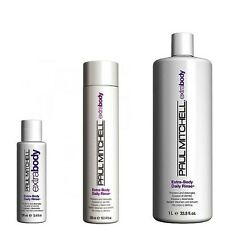 Paul Mitchell  EXTRA-BODY DAILY RINSE (Thickens and Detangles) * FAST DELIVERY