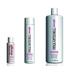 Paul Mitchell  SUPER STRONG DAILY SHAMPOO (Strengthens and Protects)