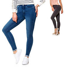 Only Damen Skinny Jeans Stretch Jeanshose Damenjeans High Fit Denim Casual Basic