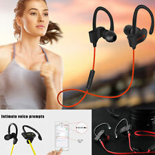 Wireless Bluetooth Headset Bass Stereo Headphone Earphone For iPhone For Samsung