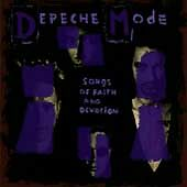 Depeche Mode - Songs of Faith and Devotion CD (1993)