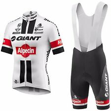 Giant Replica Cycling Jersey and Bib Short Set Racing Pro