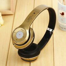 S460 Stereo Sound Bluetooth Headphone with Build-in Mic/FM/TF card