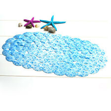 PVC Shower Mat Bath Mat Bathroom Anti non Slip Suction Cups Shower Room Safety