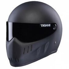CASCO MOTO BANDIT XXR NERO OPACO #6808 FIGHTER CASCO