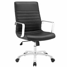 LexMod Finesse Mid Back Office Chair