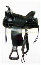 Sella Western Pony Leather