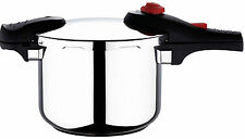 San Ignacio 18/10 Stainless Steel Pressure Cooker 6 & 8 Litre With CE approval