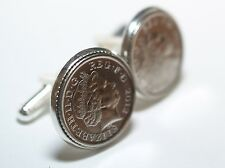 Wedding Anniversary Cufflinks from your wedding year 1st to 15th