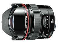 Canon EF 14mm F/2.8 II EF L USM Lens  - Fully Boxed & Minty-
