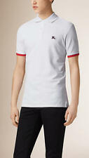 CLEARANCE SALE - BBerry Brit  Polo Tshirts - Imported - White